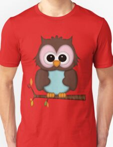 Mrs Owl  Unisex T-Shirt