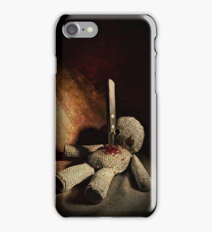 Victim iPhone Case/Skin