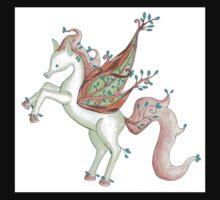 Nature Pegasus Kids Tee