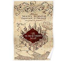 marauders brown Poster