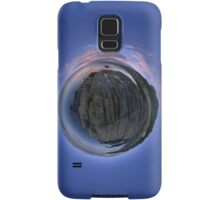 Moville Shoreline, Lough Foyle, at Dusk, Donegal Samsung Galaxy Case/Skin