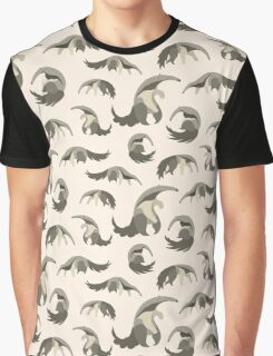 ANTEATER PATTERN Graphic T-Shirt