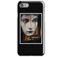 The Strip at Night Without Moon iPhone Case/Skin