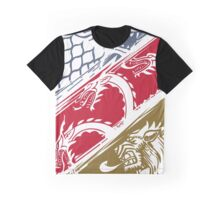 Dragons Graphic T-Shirt