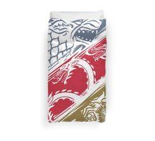 Dragons Duvet Cover