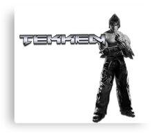 Tekken - Jin Kazama Canvas Print