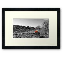 Bong 034 Framed Print