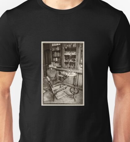 The Old dentists chair  Unisex T-Shirt