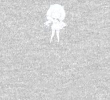 Kawaii Neko Girl  #2 Zipped Hoodie