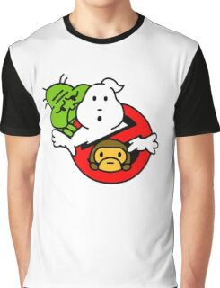 BABY MILO X GHOST BUSTERS Graphic T-Shirt