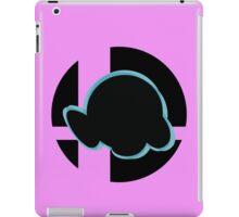 SUPER SMASH BROS: Kirby-Wii U iPad Case/Skin