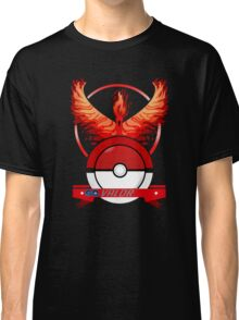 Red Team Pokemon GO Classic T-Shirt