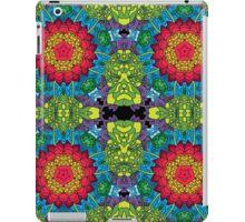 Psychedelic LSD Trip Ornament 0013 iPad Case/Skin