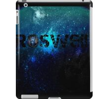 Roswell TV SHOW iPad Case/Skin