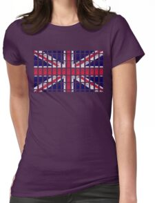 Tardis Jack Womens Fitted T-Shirt