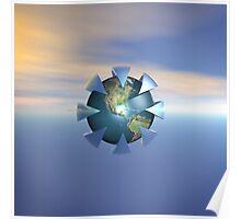 Still Life On Earth Poster