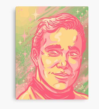 Kirk Canvas Print