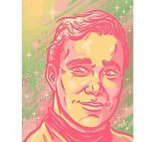 Kirk Photographic Print