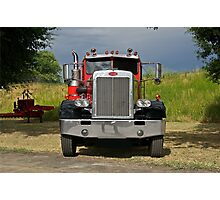 1972 Peterbilt '358' Truck 2 Photographic Print