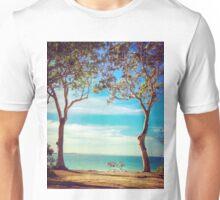 Two trees, Noosa National Park, Qld, Australia Unisex T-Shirt