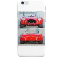Red Cobra iPhone Case/Skin