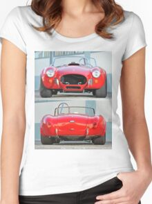 Red Cobra Women's Fitted Scoop T-Shirt