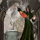 WitchCraft .. casting of the runes by LoneAngel