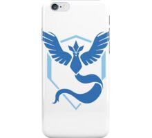 Pokemon Go Team Mystic Logo iPhone Case/Skin