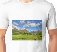 The Pap of Glencoe. Unisex T-Shirt