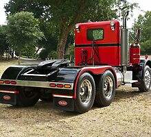1972 Peterbilt '358' Truck 4 by DaveKoontz