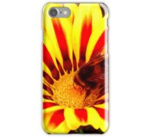 Bumble Bee in a Flower iPhone Case/Skin