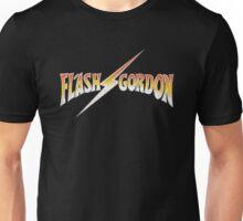 Flash Gordon - Distressed Bolt Variant Unisex T-Shirt