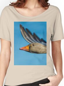 Greylag fly-by Women's Relaxed Fit T-Shirt