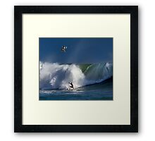 Epic Swell  Framed Print