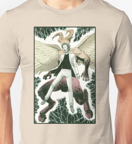 Genesys and Jesse from Preacher Unisex T-Shirt