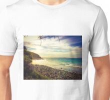 Beautiful beach and Sky, Noosa Unisex T-Shirt