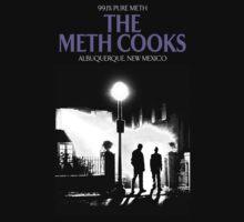 The meth cooks by SxedioStudio