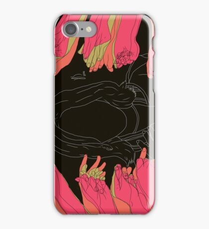 Taeyeon Why Hands iPhone Case/Skin