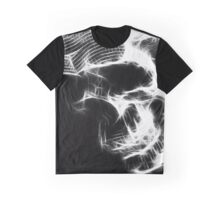 Glow Skull Graphic T-Shirt