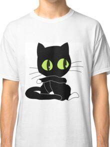 Cute Cat Classic T-Shirt
