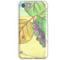 Sea Grape iPhone Case/Skin