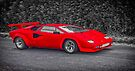 Lamborghini Countach by SWEEPER