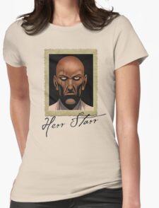 Herr Starr from Preacher Womens Fitted T-Shirt