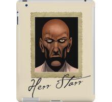 Herr Starr from Preacher iPad Case/Skin