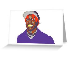 LIL YACHTY / LIL BOAT - 8BIT Greeting Card