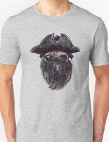 PIRATE the dog  Unisex T-Shirt