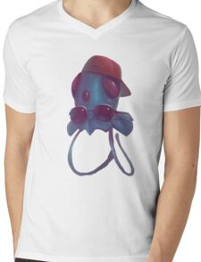 TentaCool Mens V-Neck T-Shirt