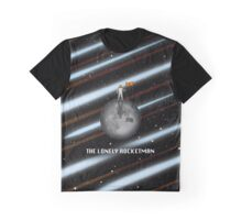 The Lonely Rocketman Graphic T-Shirt