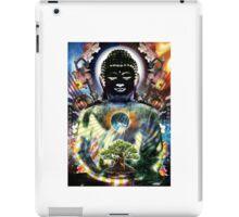 Black Buddha poster 2014 Hearthian iPad Case/Skin