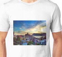Golden Hour, Vernazza Unisex T-Shirt